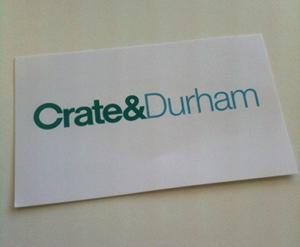 Crate&Durham